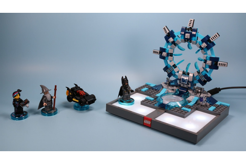 The Toy Museum: LEGO Dimensions Portal Game Starter Pack ...
