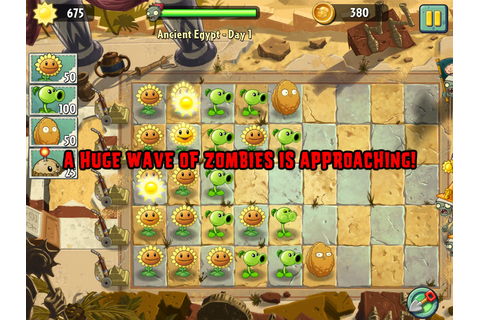 Plants vs. Zombies 2: It's About Time | Review | Gamer.nl