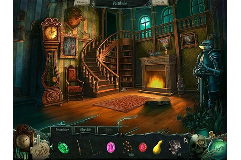 1. Curse at Twilight: Le Voleur d'Ames jeu capture d'écran