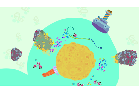Hohokum (PS3 / PlayStation 3) News, Reviews, Trailer ...