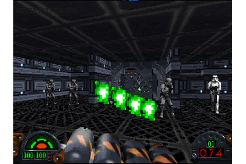 Download Star Wars: Dark Forces | DOS Games Archive