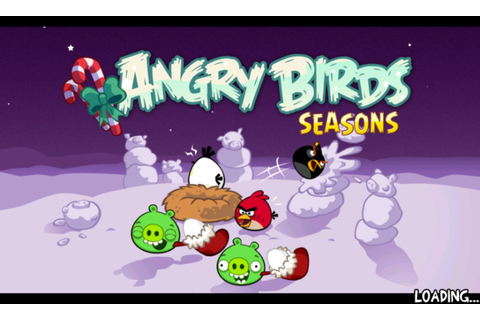 Angry Birds Seasons for Nokia Lumia 520 – Free download ...