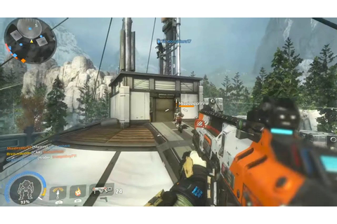 Official Titanfall 2 MULTIPLAYER Gameplay Trailer ...