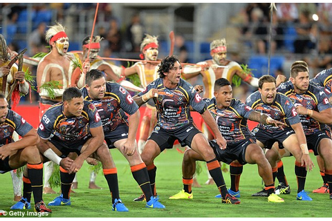 Australian rugby league team to introduce war dance ...