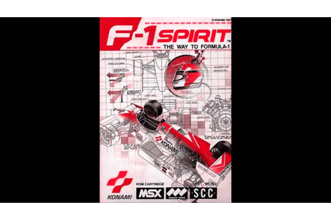 Konami F1-Spirit (MSX) Game Ending Soundtrack Music Remake ...