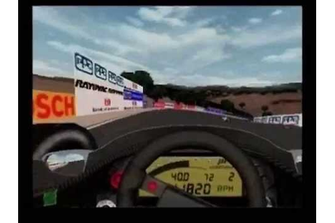 CART precision racing - Game Trailer (1998, FR) - YouTube