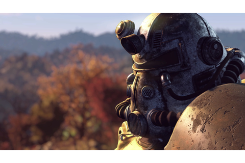 Wallpaper Fallout 76, poster, 4K, Games #19299