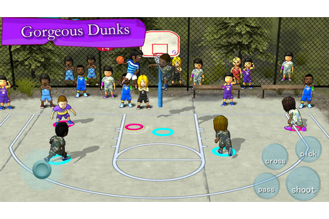 Street Basketball Association APK Download - Free Sports ...