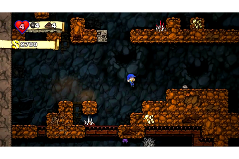 Spelunky Download Game | GameFabrique