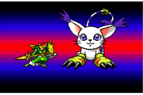 Digimon Tamers - Battle Spirit Ver. 1.5 (WSC) Game ...