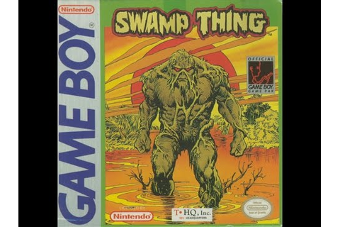 Swamp Thing [GB] - Real Time Longplay - YouTube