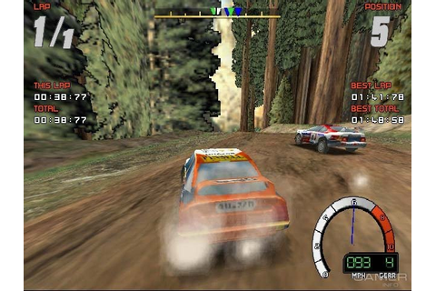 Screamer Rally (1997 video game)