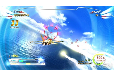 After Burner Climax thunders to XBLA and PSN this week ...