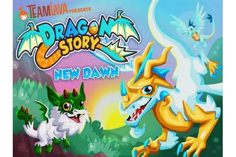 dragon story eggs - dragon story new dawn - YouTube