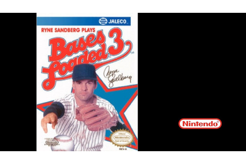 Bases Loaded 3 (NES) (Gameplay) The NES Files - YouTube