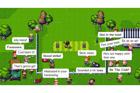 Golf Story Is Another Twee Indie Game Headed To The Switch ...