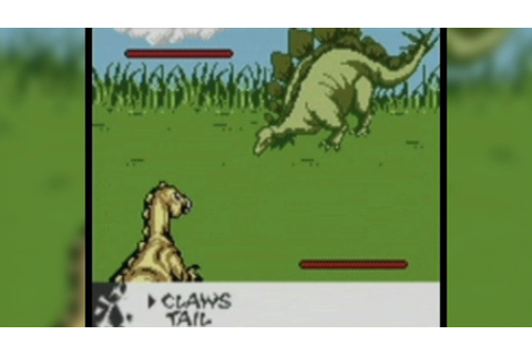 CGRundertow DINOSAUR'US for Game Boy Color Video Game ...