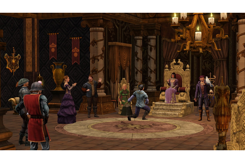 Sims Medieval Pirates and Nobles PC Download - Official ...