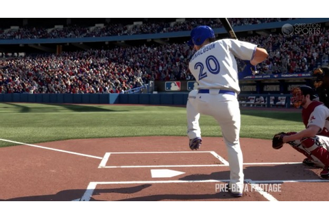 MLB The Show 16 — New Season, New Features — it's Showtime ...