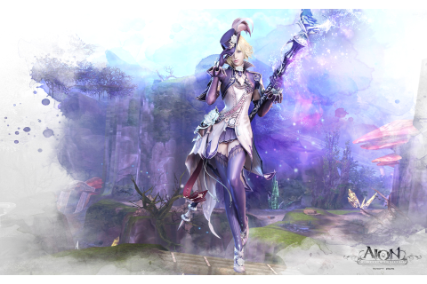 Aion: The Tower of Eternity (The Tower Of Aion) Wallpaper ...