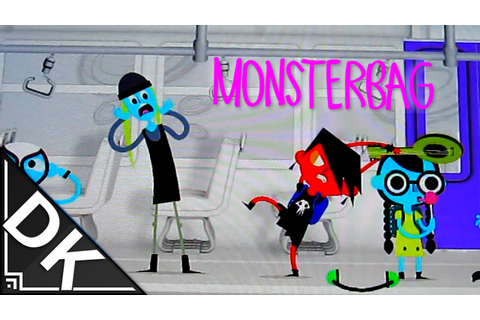 MonsterBag - PS Vita gameplay - YouTube