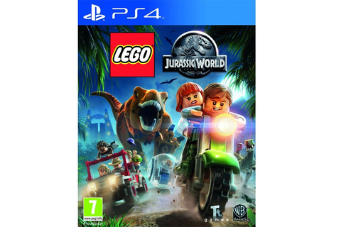 LEGO Jurassic World - PS4 Game | Public