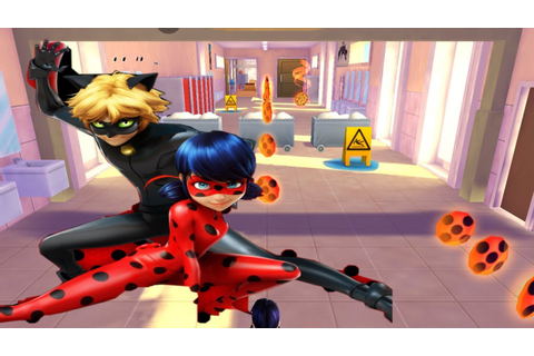 MIRACULOUS LADYBUG AND CAT NOIR Game Gameplay Video ...