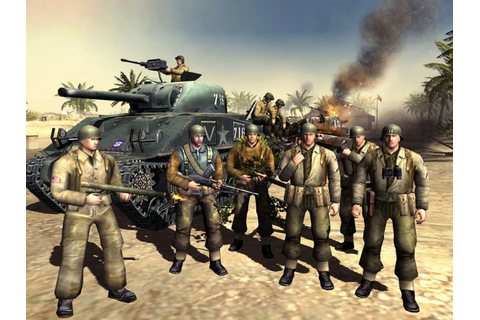 Download Men of War Full PC Game
