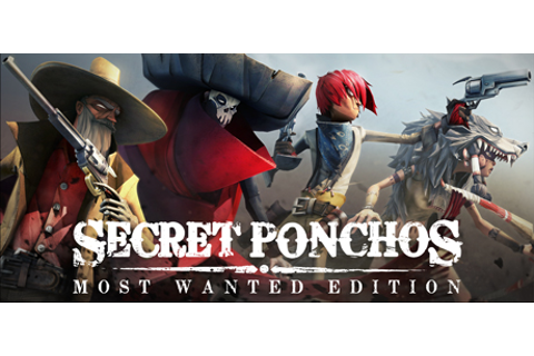 Secret Ponchos on Steam