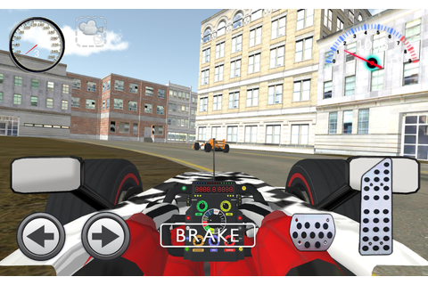 Real F1 Racing Game Simulator | Download APK for Android ...