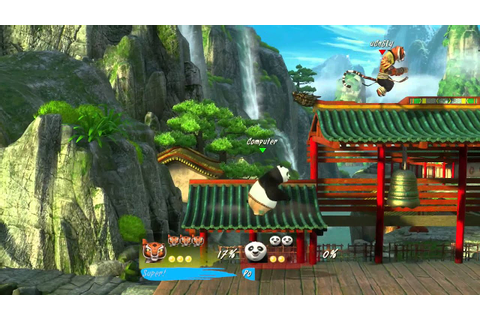 ★DEMO★ 【Kung Fu Panda: Showdown of Legendary Legends ...