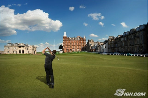 World Golf Tour - Online Flash Golf Game