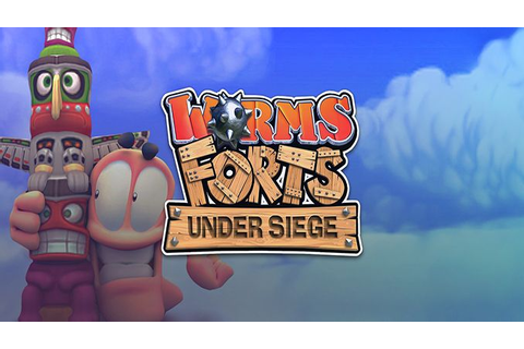 Worms Forts: Under Siege Download Free PC Games # ...
