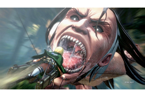 Attack on Titan 2 - Debut Trailer | Gamescom 2017 (1080p ...