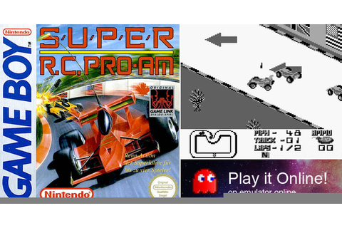 Play Super R.C. Pro-Am on Game Boy