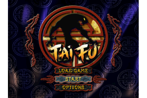 T'ai Fu - Wrath of the Tiger [U] ISO
