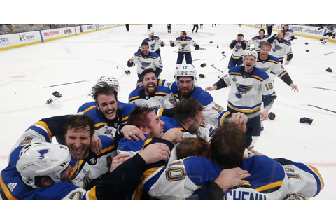 Bruins-Blues Stanley Cup Final Game 7 Television Ratings ...