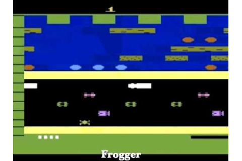 20 Games That Defined the Atari 2600 - YouTube