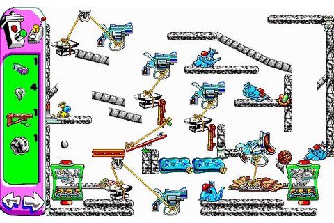 Sid & Al's Incredible Toons Download (1993 Puzzle Game)