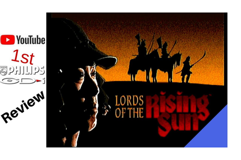 Lords of the Rising Sun Review for the CDI - YouTube