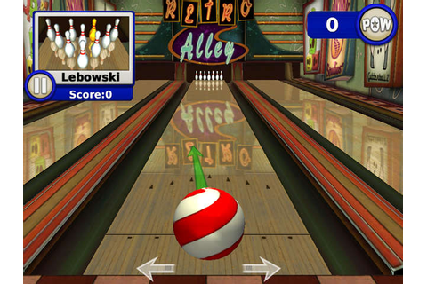 Gutterball - Golden Pin Bowling | GameHouse