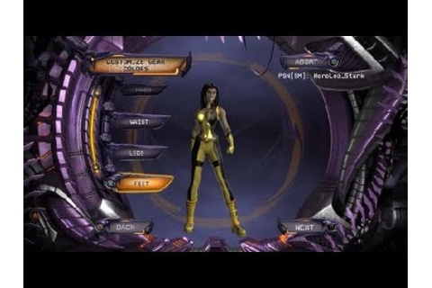 VIXEN: Joker Plays DC Universe Online character creation ...