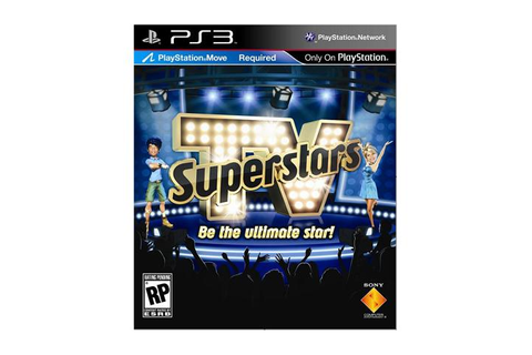 TV Superstars Playstation3 Game in pakistan order now