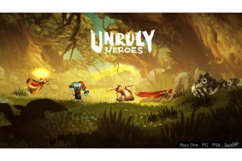 Unruly Heroes Announced for Switch - News - Nintendo World ...