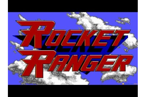 Rocket Ranger - 1988 PC Game, introduction and gameplay ...