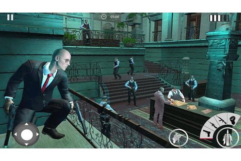 Secret Agent Spy Game Hotel Assassination Mission (by ...
