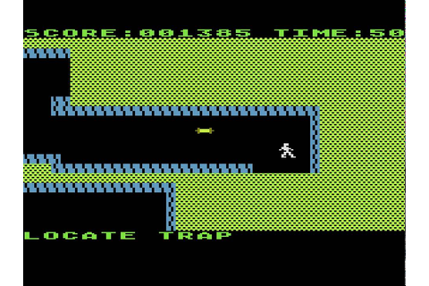 Gateway to Apshai - Atari Gameplay - YouTube