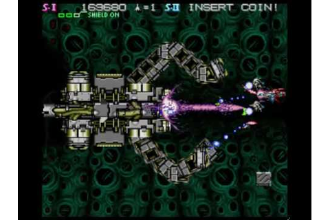 Raiga - Strato Fighter | Arcade | Hardest No Death 1cc (2 ...