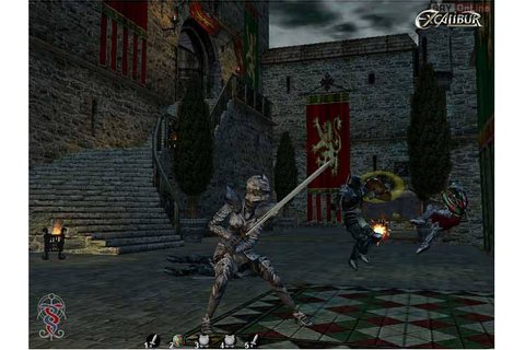 Excalibur (Auran) [Cancelled - PC] - Unseen64