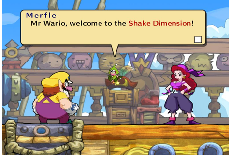 Review: [Wii U VC] Wario Land: Shake Dimension ...